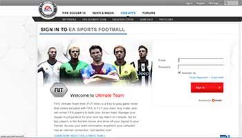 FUT Web App